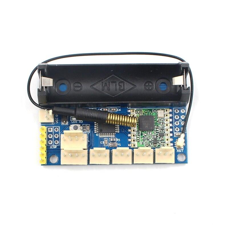 цена на LoRa Radio Node V1.0 868mhz 915mhz 433mhz RFM95 SX1276 for Arduino ATmega328P 3.7-12V uFL Antenna FZ3338 FZ3339 FZ3043