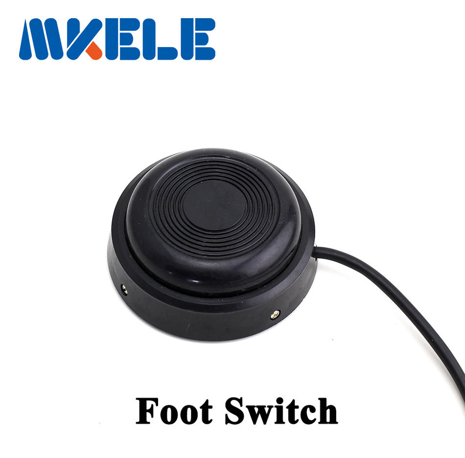 Mkydt1 8017 high accuracy on off round foot push switch two mkydt1 8017 high accuracy on off round foot push switch two inline lamp foot push switch power light foot switch free shipping in switches from home mozeypictures Choice Image