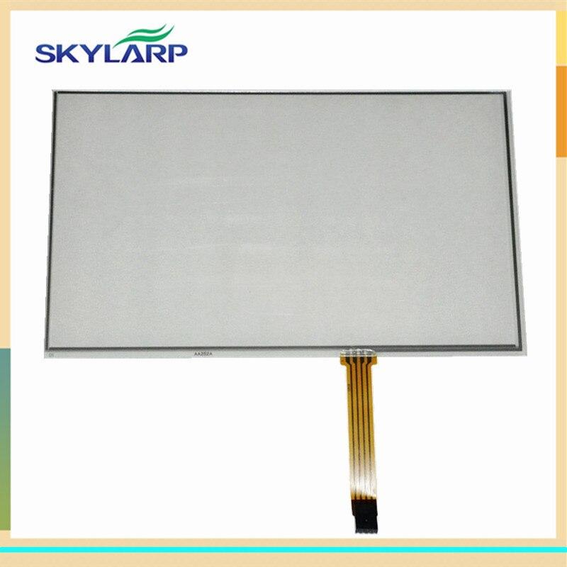skylarpu New 10.2 inch 4 Wire Resistive Touch screen Panel for AT102TN03 V9 Win7 16:10 new10 4 inch 4wire resistive touch screen panel for ht104a nd0a152 ht104a 223 172mm touch panel glass