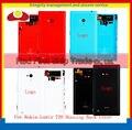 Оригинальный Для Nokia Lumia 720 Корпус Задняя Крышка Задняя крышка Батарейного Отсека + Боковые Кнопки Крышка Белый Черный Красный Синий желтый + Отслеживая