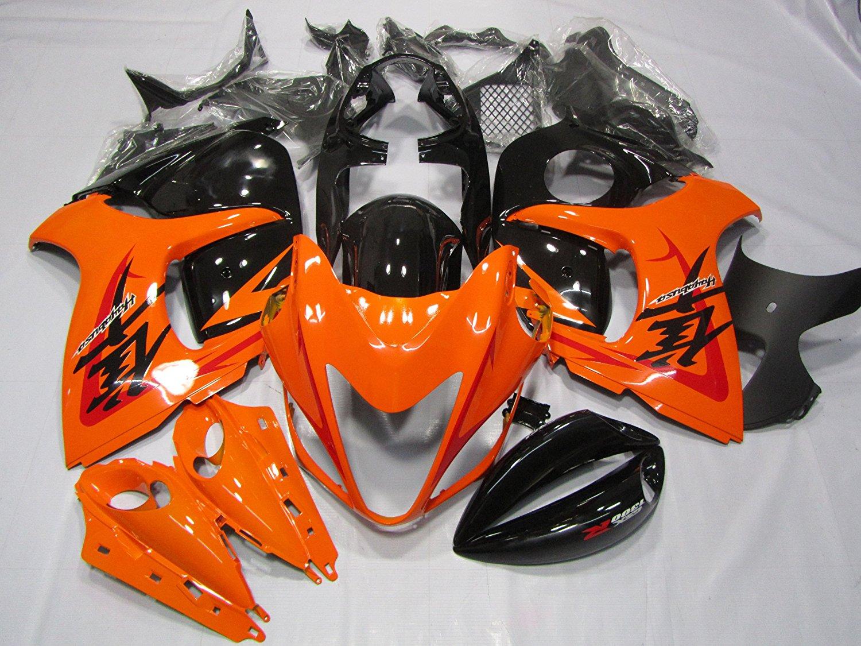 ABS Plastic Injection Mold Fairing Kit For Suzuki Hayabusa GSX-R 1300 GSXR1300 GSXR 1300 2008 2009 2010 2011 2012 2013 Bodywork