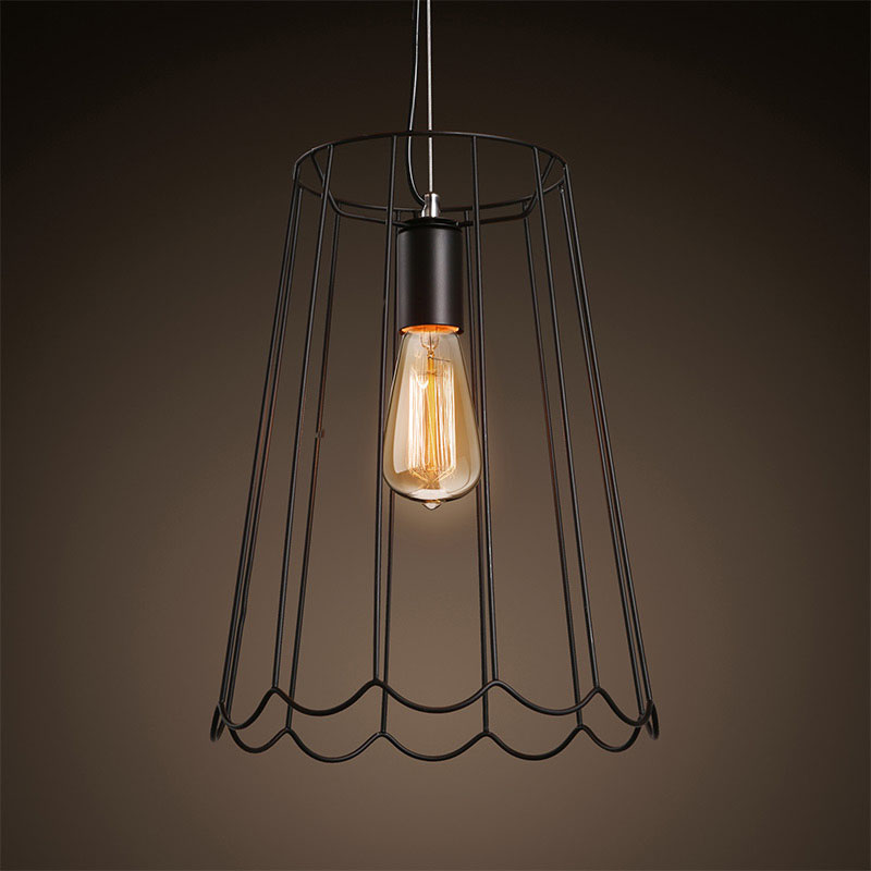 nordic simple orb clear glass pendant lighting. Retro Antique Vintage American Country Wrought Iron Edison Led Pendant  Light Warehouse Dinning Room Home Decor Lighting Fixture-in Lights From Nordic Simple Orb Clear Glass Pendant Lighting U