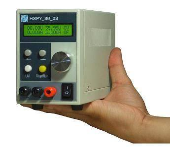 4-8  days arrival HSPY-1000V1A DC programmable power supply output of 1000V,1A adjustable With RS485 port  цены