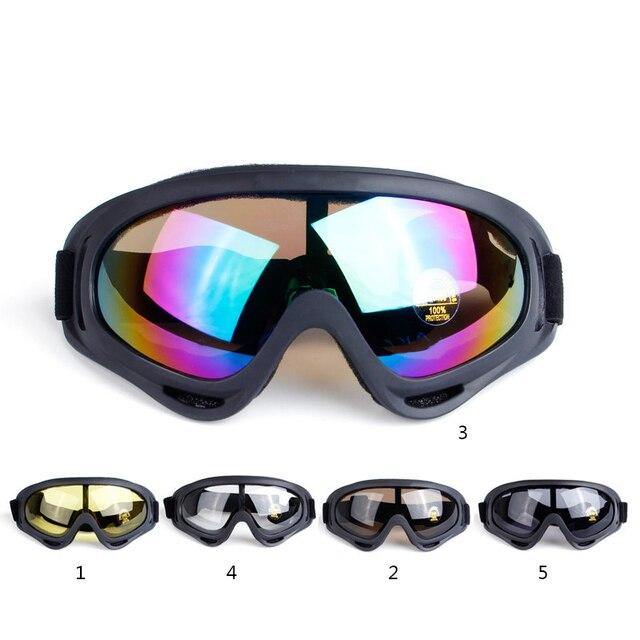 משקפי בטיחות אנטי ערפל 5