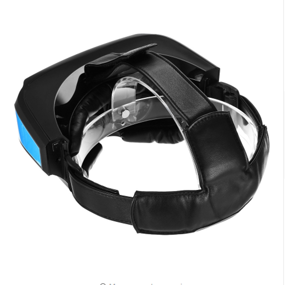 VIULUX V1 VR Headset Virtual Reality 3D Glasses Video Game Movie 1080P 5.5OLED Screen VR Box w/HDMI USB for Computer Notebook