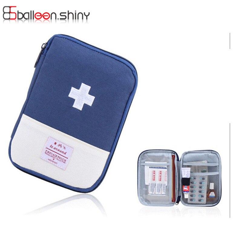 Мини Путешествия наркотиками sub-медицина окно дома Портативный аптечка небольшой приема медицинская сумка пакет чемодан