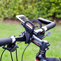 Original Cobao Universal Bicycle Bike Phone Mount Clip Holder Cycling Motorcycle Cradle Stand for Smart Cell phone GPS