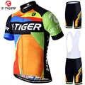 X-虎プロサイクリングジャージセット夏マウンテンバイク服プロ自転車サイクリングジャージスポーツウェアスーツマイヨ Ropa Ciclismo
