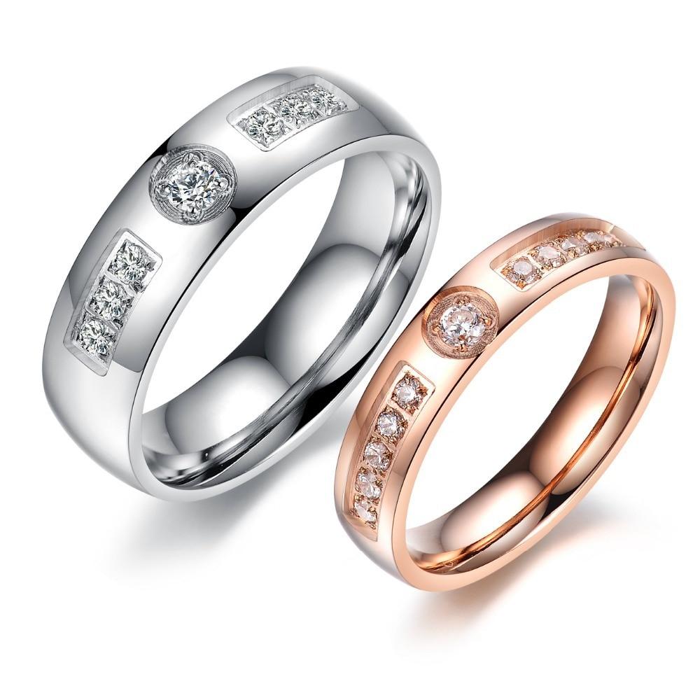 aliexpress : buy fashion brand shiny aaa+ cz elegant couple