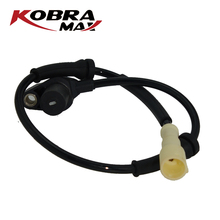 KobraMax ABS Wheel Speed Sensor Front Left Right for Renault Clio II Box SYMBOL I 1.2 1.4 1.5 1.6 7700411747