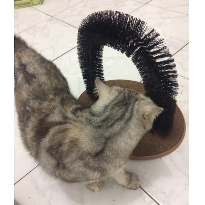 Arritja PipiFren Cats Arch Archive Toy Tunel Scratcher Furnizime PET - Produkte për kafshet shtëpiake - Foto 5