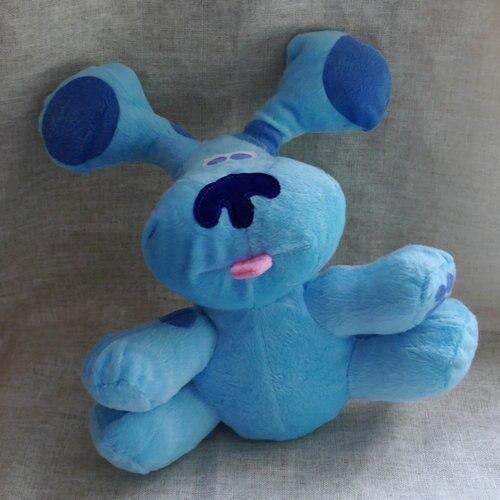 "IN HAND   BLUE DOG ~Blue Clues~ 8"" 20cm Plush toy doll best gift|doll gift|plush toy doll|toys gift - AliExpress"