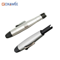GOXAWEE Power Tools T30  Quick Change Handpiece 2.35mm shank capacity Rotary Tool for Foredom Mini Drill Grinder|flex shaft|shank 2.35mm|mini drill mini grinder -