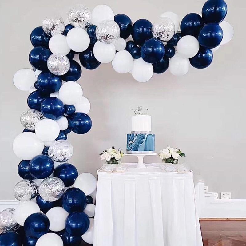 73pcs-lot-Navy-Blue-White-Balloons-Arch-Garland-Kit-Royal-Baby-Shower-Silver-Confetti-Balloon-Wedding