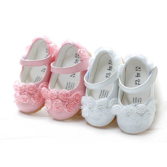 Sneakers rosa per neonato fLf2aW