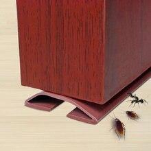 Under Door Draft Stopper Wind Blocker Doors Bottom Guard Seal Strip Excluder Protector Gap Insulation And Dustproof Strip