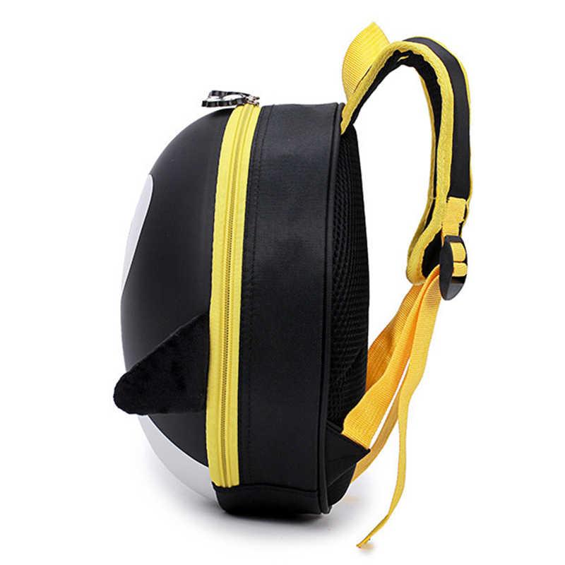 BAIJIAWEI Новый эва пингвин Школьный детский рюкзак жесткий рюкзак для квадрокоптера мультфильм прекрасный мини Детская сумка через плечо милая сумка