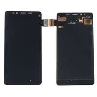 Black LCD Display Touch Screen Digitizer Glass Assembly For Microsoft Lumia 950