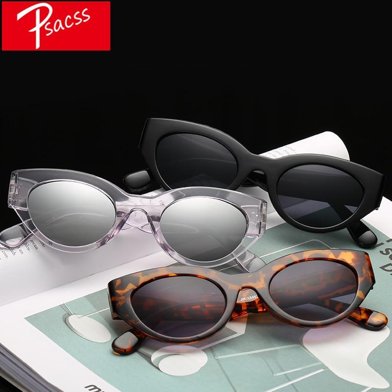 Psacss Classic Cat Eye Sunglasses Women Sexy Luxury Brand Designer Sun Glasses Retro Lunette De Soleil Femme UV400
