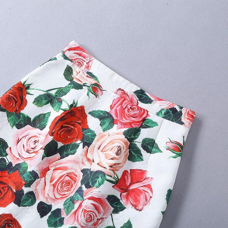 Luxe Mode Partie Piste Ws03216 Jupes De Design Style Européenne Marque Femmes 2019 Vêtements XxAXBr