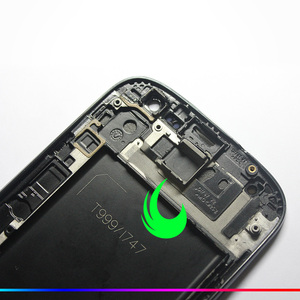 Image 5 - Original Amoled For Samsung Galaxy S3 i9300 i9305 i9300i/i9308i T999/i747 LCD Display Touch Screen Digitizer With Bezel Frame