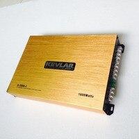 Class AB High Power Car Amplifier 4 X100w Power Amplifier