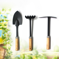 Top nice brand tools Garden Tool Set handle tool gadgets tools set 3Pcs Free shipping