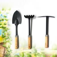 Top nice brand tools Garden Tool Set handle tool gadgets tools set 3Pcs Free shipping