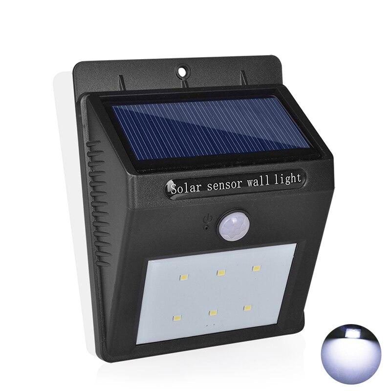 Solar Lights Extra Bright: LED Solar Light Waterproof IP65 Outdoor Lighting Ultra