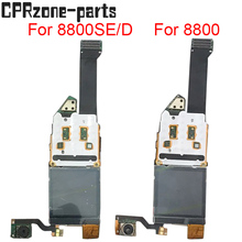 100% warranty LCD Screen Display with flex cable Complete For Nokia 8800 Sirocco 8800SE 8800D 8800 lcd free shipping