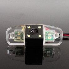Estacionamento de Backup 170 Graus CCD Car Rear View Câmera Reversa Para Honda Accord Spirior 7 8 Geração de Visão Noturna À Prova D' Água