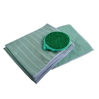 Bamboo Fiber Cleaning Cloths