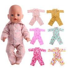 9888bf143527d5 Pop Kleding Accessoires 7 Kleuren Leuke Patroon Pyjama   Nachtjapon   Jas +  Broek Fit 18