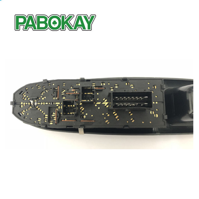 Фото электронный электрический переключатель стеклоподъемника переднего