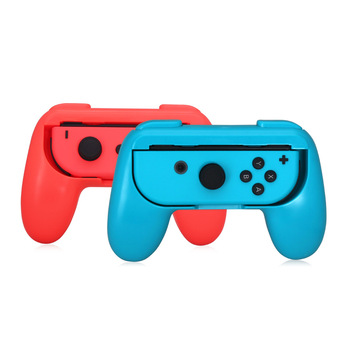 2Pcs/Set Silicone Controller Grips Joy-Con Case For Nintend Switch Joy Con Handle NS N-Switch For Game Console Accessories