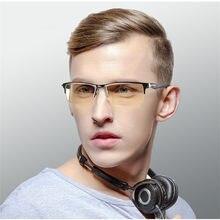 c62be30d8 Vazrobe الكمبيوتر نظارات الرجال النساء مكافحة الأزرق ضوء راي الإشعاع تينت  عدسات صفراء اللون نظارات للكمبيوتر حجب الضوء الأزرق