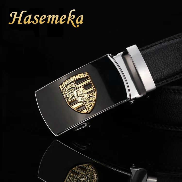 Высокое качество мужской s Бизнес Стиль ремень брендовая, Дизайнерская кожаная ремень мужской ремень сплав автоматическая пряжка пояса для мужчин.