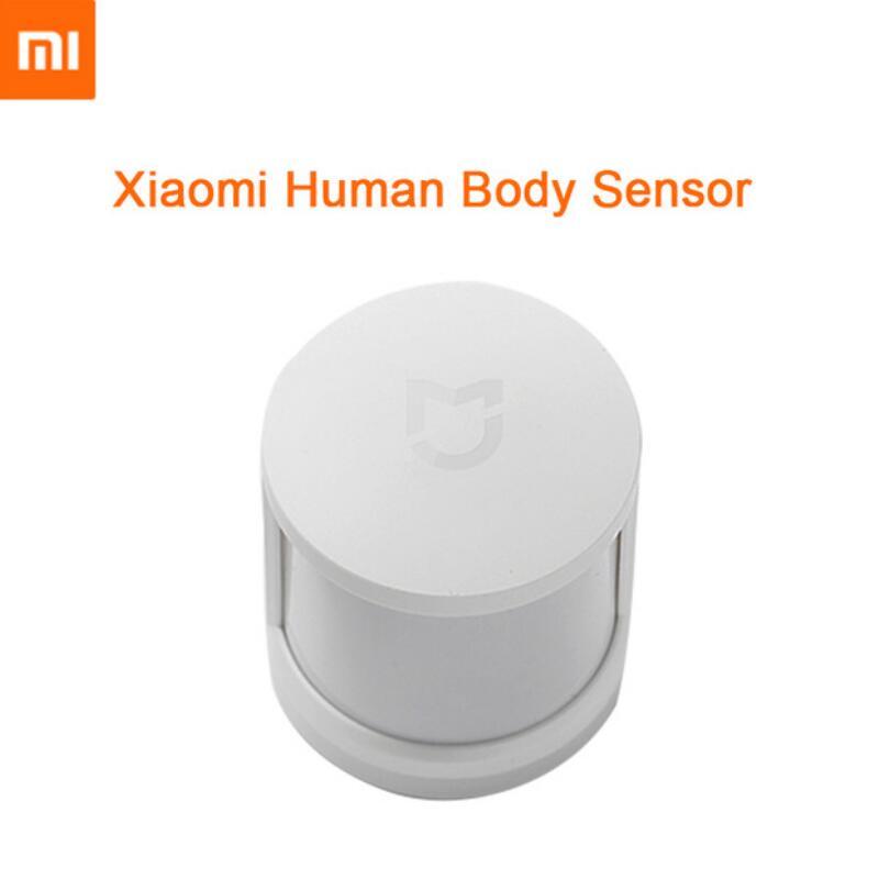 Original Xiaomi Infrared Motion mi Mijia Sensor Smart Human Body Sensor for Home Safety Smart Home цена 2017
