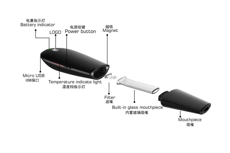 kingtons black mamba vaporizer kit (4)