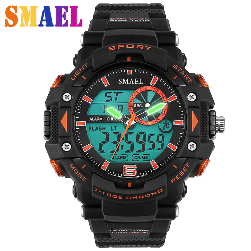 Fashion Outdoor Watch Men G Style Waterproof LED Sports Military Watches S Shock Military Army Reloj Hombre Wristwatches For MenFashion Outdoor Watch Men G Style Waterproof LED Sports Military Watches S Shock Military Army Reloj Hombre Wristwatches For Men