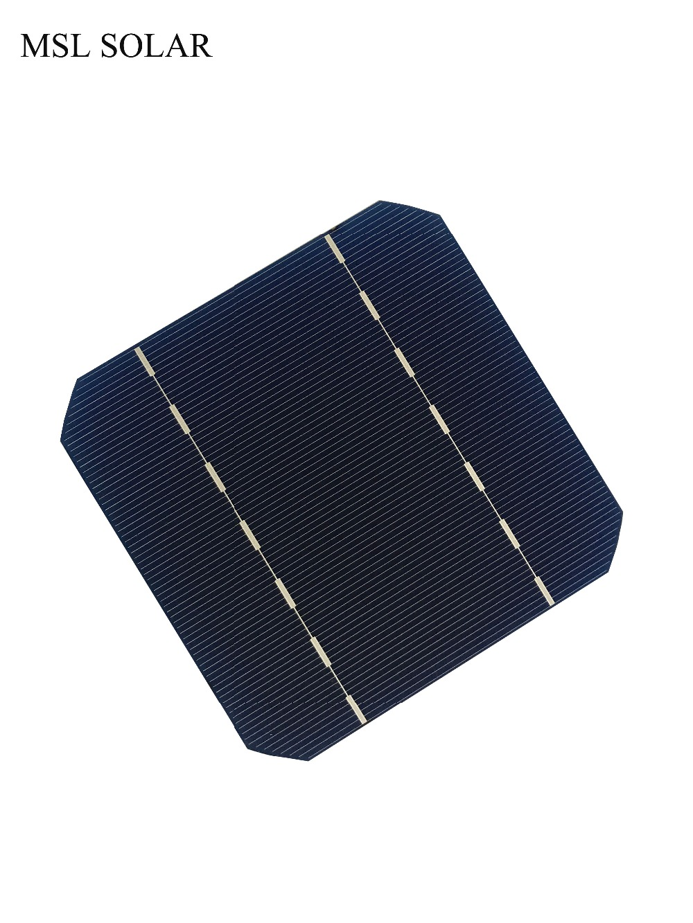 MSL SOLAR 100W DIY solar panel Kit 40pcs monocrystalline solar cell 5x5 with 20m Tabbing wire 2m Busbar wire and 1pcs flux pen.