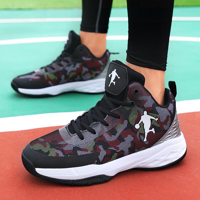Chaussures de Basket Hommes En Plein Air chaussures de sport maille air bottines Panier Homme chaussures de sport Respirant Sport Hommes's Jordan Chaussures