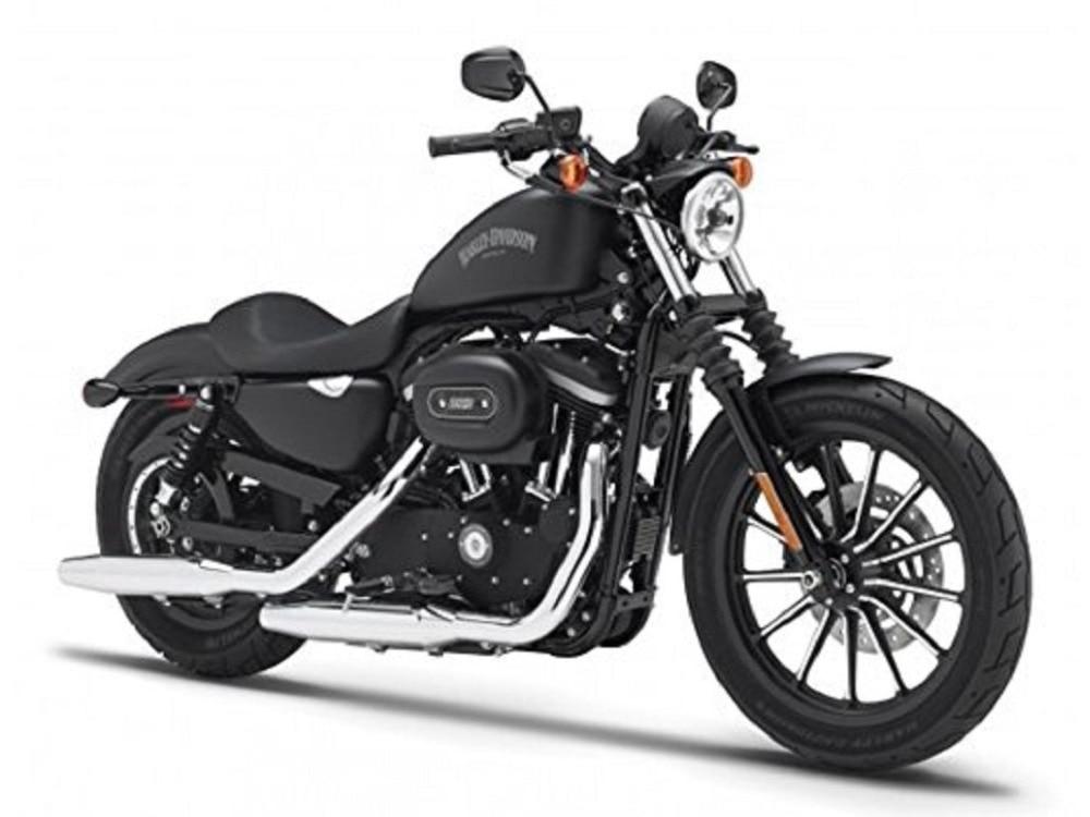 Maisto 1 12 Harley 32326 2014 Sportster IRON 883 MOTORCYCLE BIKE Model FREE SHIPPING