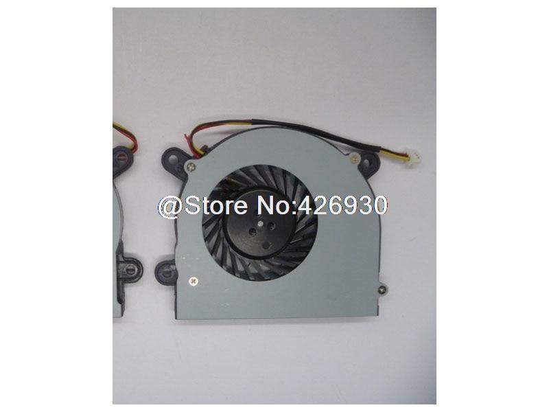 Laptop CPU FAN For CLEVO W150HRM P180HM W170HR P370EM P370EM3 DC 5V 0.5A 6-23-AW15H-010  DFS551205GQ0T laptop lcd cable for clevo m765su m760s 15 4 6 43 m76s1 011 w540eu 6 43 w5501 010 c 30pin