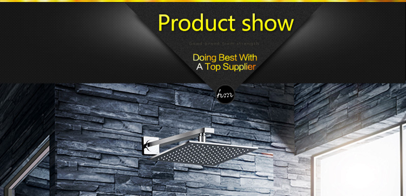 Thermostatic Bath Room Shower Faucets Shower Head 6 Massage Jets Spa Body Spray Shower Set (21)