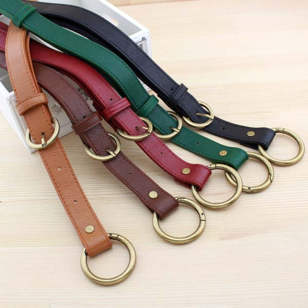 Special Section 2pcs O Ring Bag Handles For Crochet Obag Resin Buckles For Handbag Wallet Purse Frame Clasp Diy Bag Hanger Accessories Ky958 Apparel Sewing & Fabric