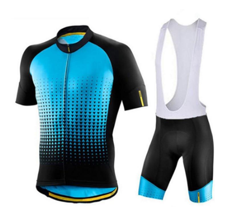 2018 font b Mavic b font font b Pro b font Team Hombre Cycling Clothing Summer