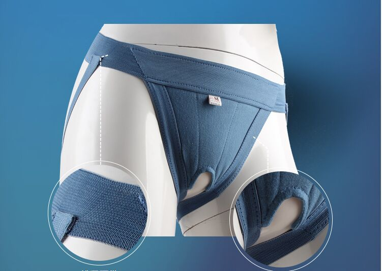 Treatment With 4 Medicine Bags Treatment For Adult / Child Body Umbilical Inguinal & 2 Hernia Incisional Belt Surgery Men Women