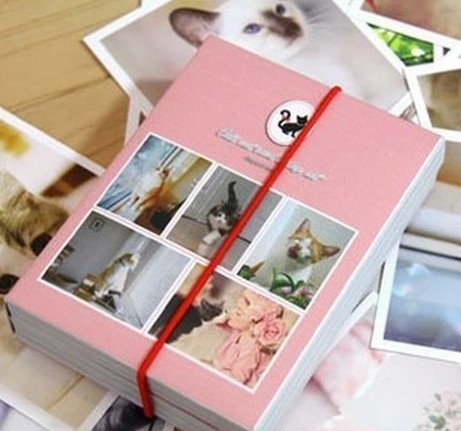 40Pcs Postcards With 11Pcs Stamp Set Vintage Lovely Girl&Cat Wooden Rubber Stamp Scrapbooking Craft Diary Postcard DIY Set Decor 30pcs in one postcard take a walk on the go dubai arab emirates christmas postcards greeting birthday message cards 10 2x14 2cm