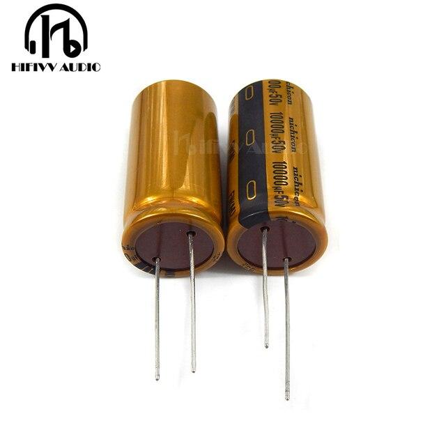 FW 10000UF 50V japońskiego kondensatora elektrolitycznego